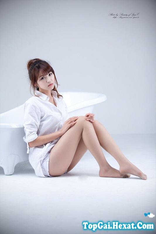 Ảnh girl xinh hàn quốc Lee Eun Hye sexy dễ thương