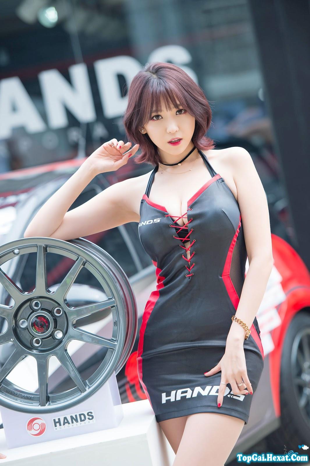 Chân dài Hàn Quốc Lee Eun Hye cực xinh đẹp nóng bỏng|raw