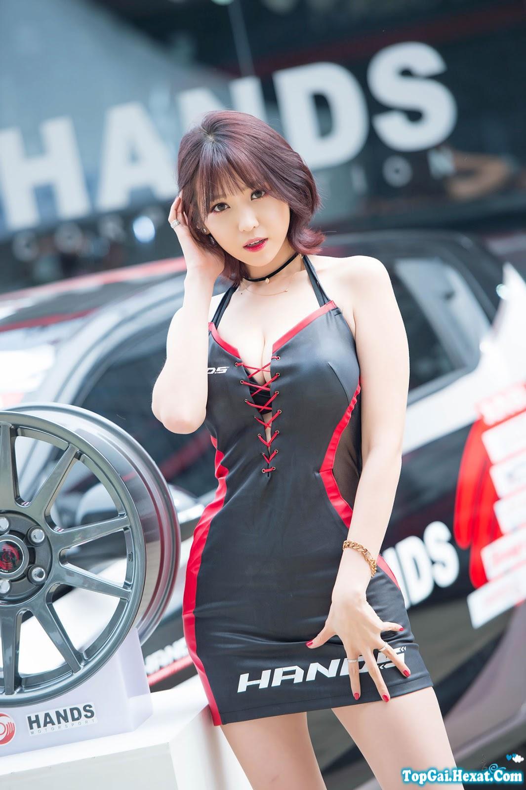 Chân dài Hàn Quốc Lee Eun Hye cực xinh đẹp nóng bỏng