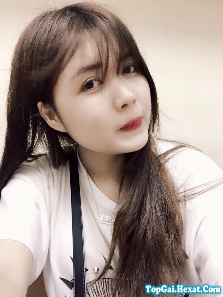 Facebook gái xinh Bắc Giang: Nguyễn Khánh Linh