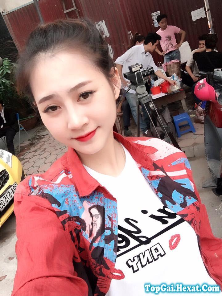 Facebook gái xinh Hà Nội: Đinh Hải Yến (Yến Xôi kem xôi tv)
