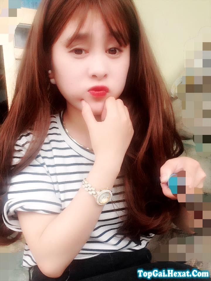 Facebook gái xinh Nghệ An: Bùi Cẩm Vân Vân