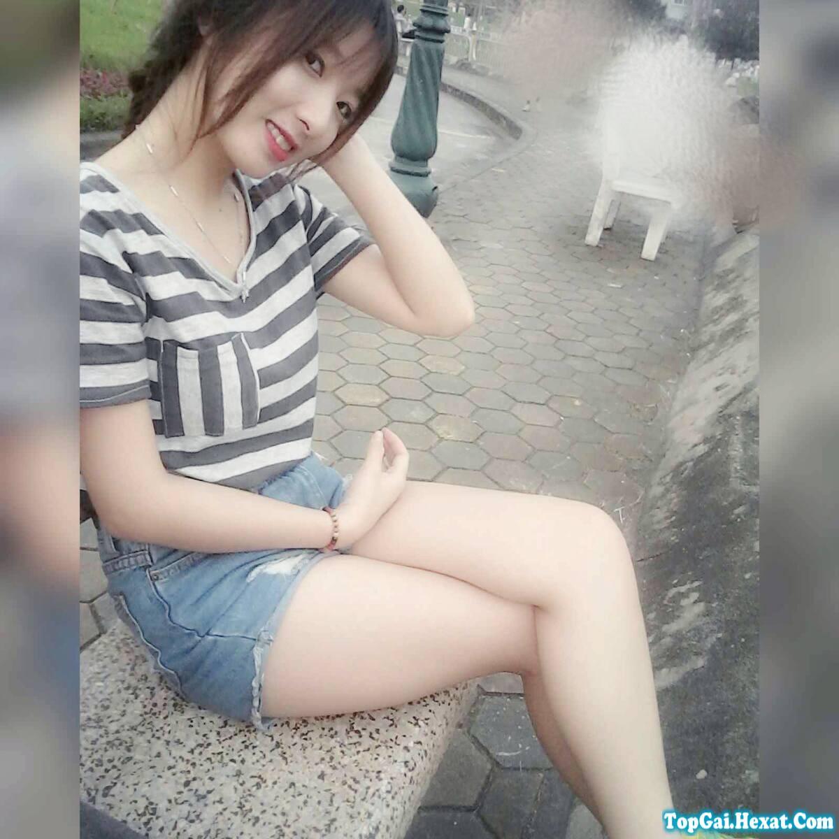 Facebook gái xinh Nghệ An: Ngô Kim Anh|raw