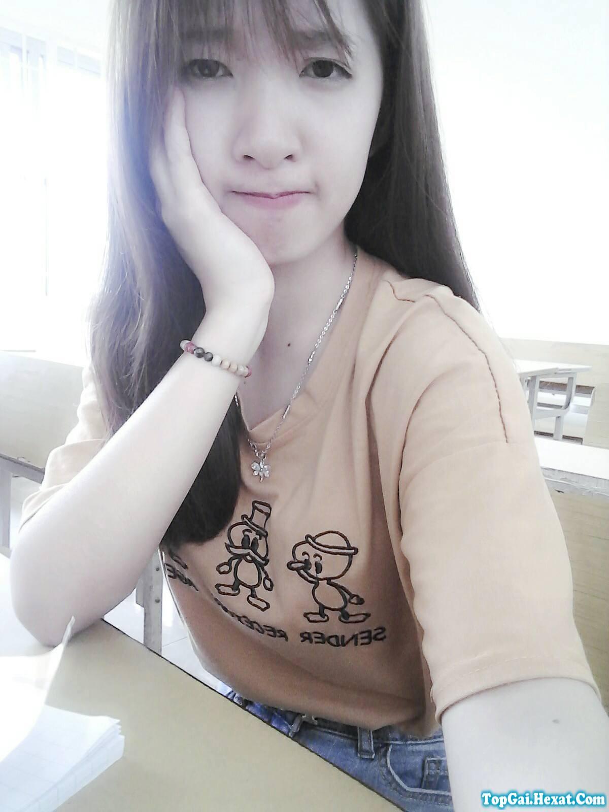 Facebook gái xinh Nghệ An: Ngô Kim Anh