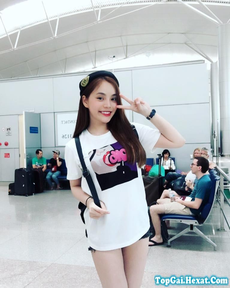 Facebook gái xinh Sài Gòn: Du Phuong Le (Yu Lee)