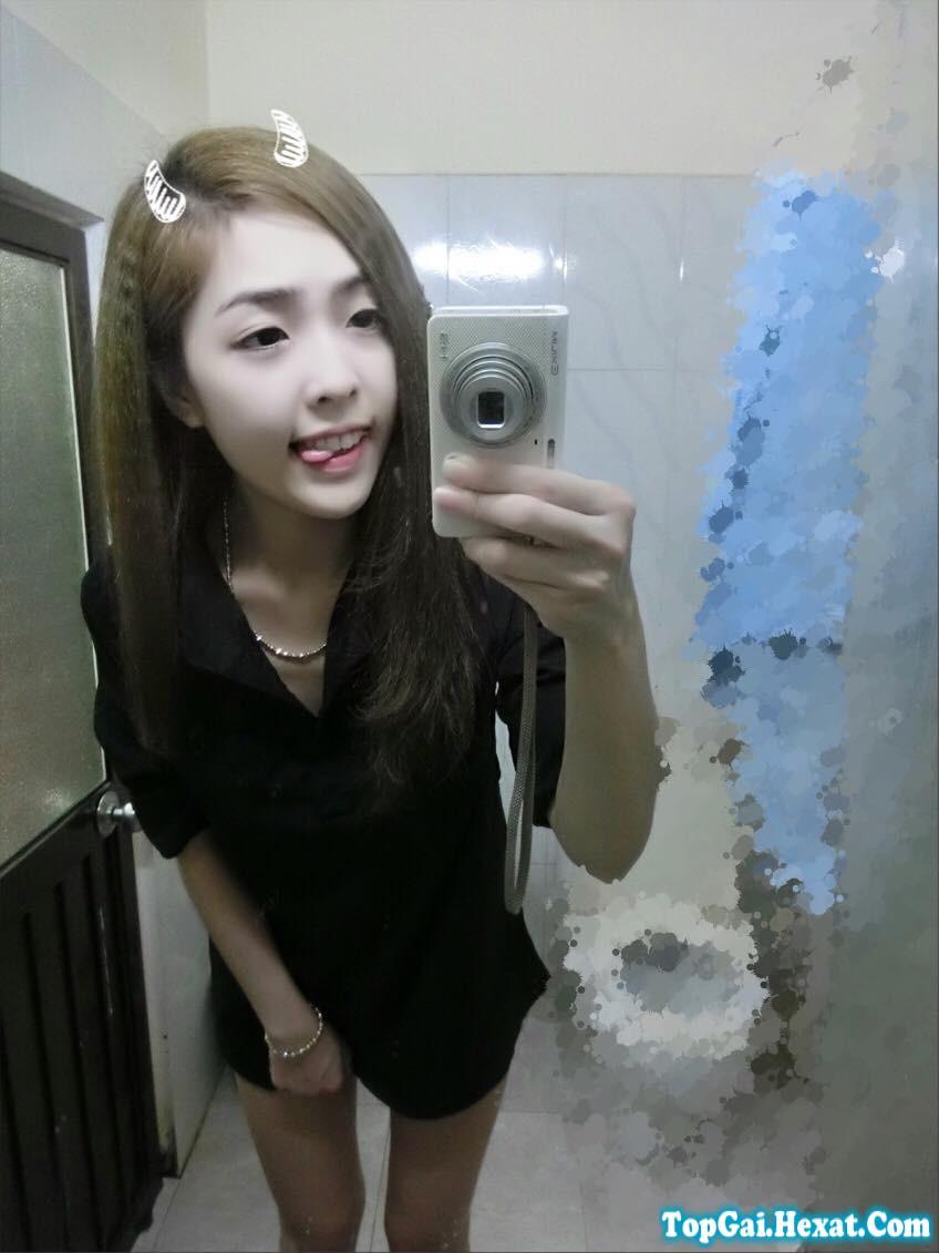 Facebook gái xinh Sài Gòn: Nhi Gia Tran|raw