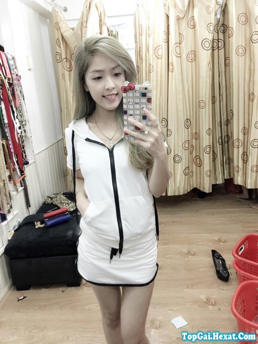 Facebook gái xinh Sài Gòn: Nhi Gia Tran