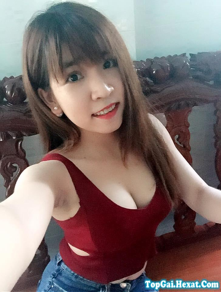 Facebook gái xinh Tiền Giang: Lý Ngọc Châu|raw