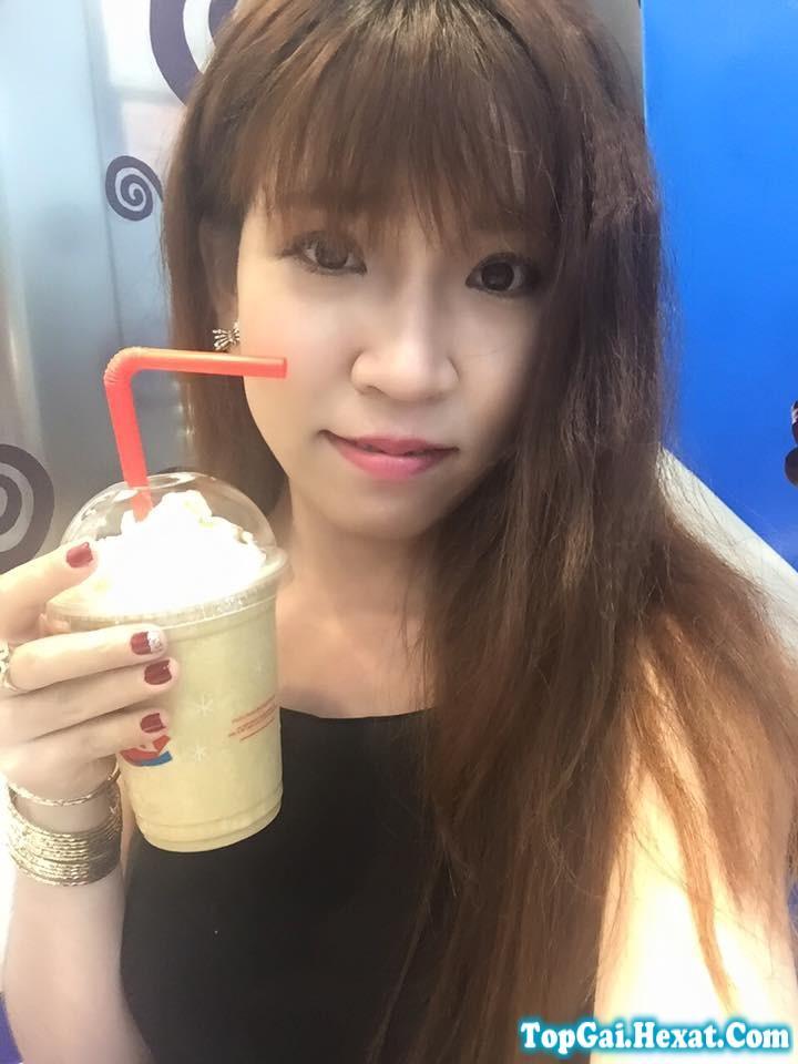 Facebook gái xinh Tiền Giang: Lý Ngọc Châu