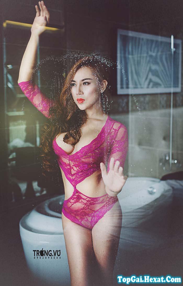 Gái xinh Việt Nam khoe dáng chuẩn siêu đẹp và gợi cảm