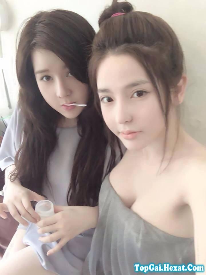 Ngắm cặp vú to đẹp của các em gái xinh facebook